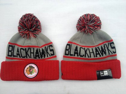 NHL Chicago Blackhawks Beanie SF-a
